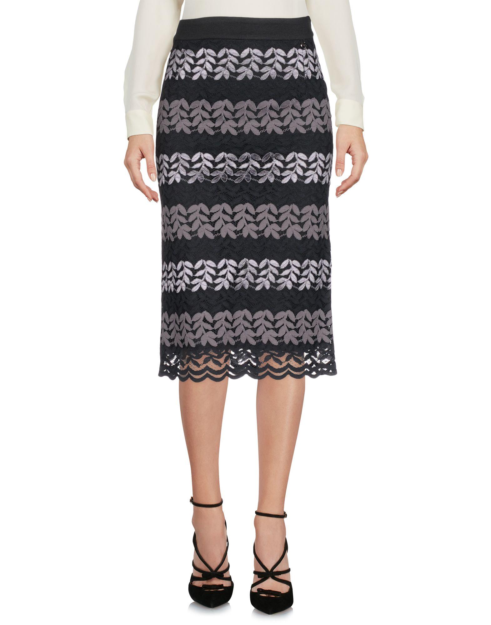 CAFèNOIR Юбка длиной 3/4 moschino couture юбка длиной 3 4