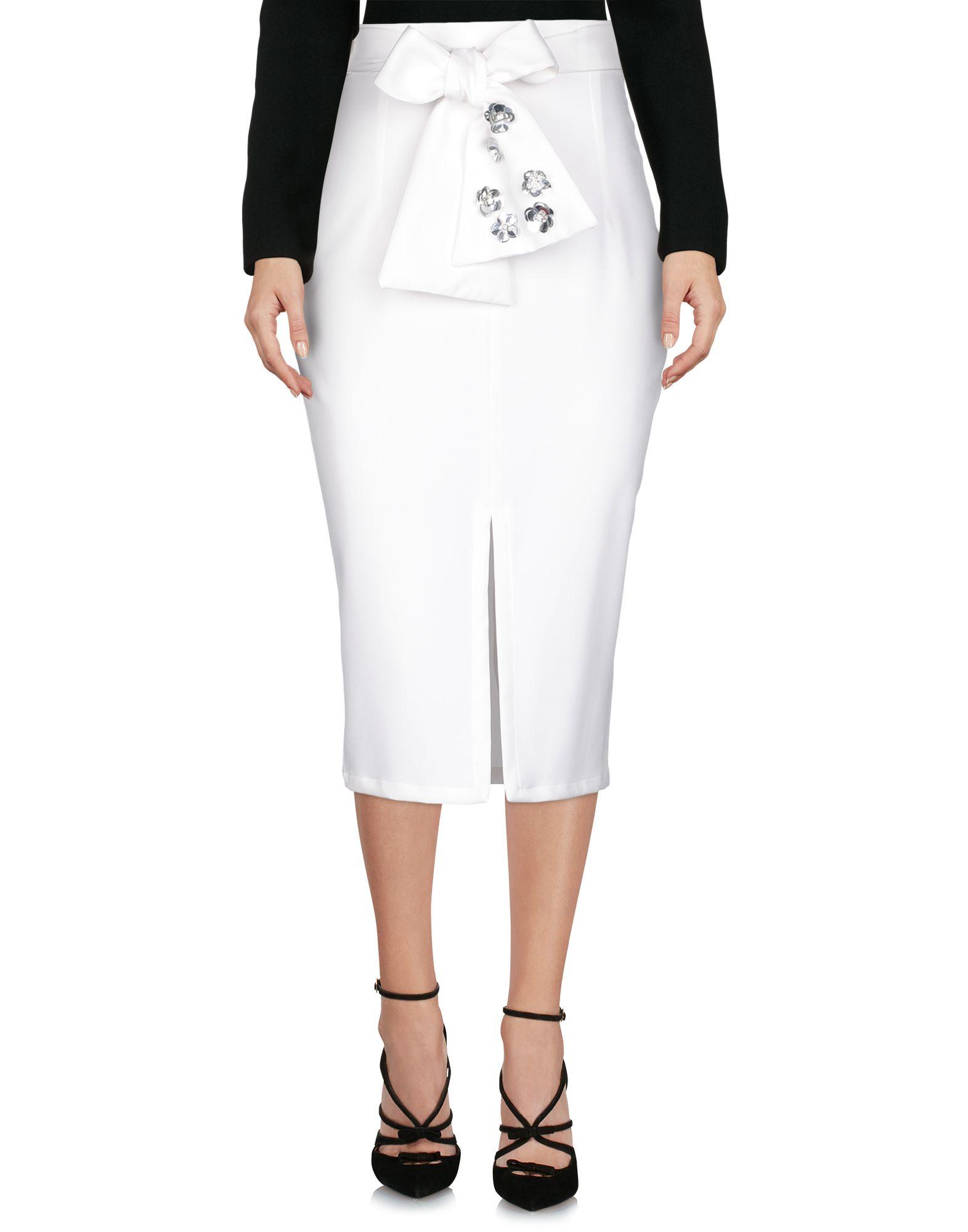 EFFENOIR Юбка длиной 3/4 coccapani trend юбка длиной 3 4