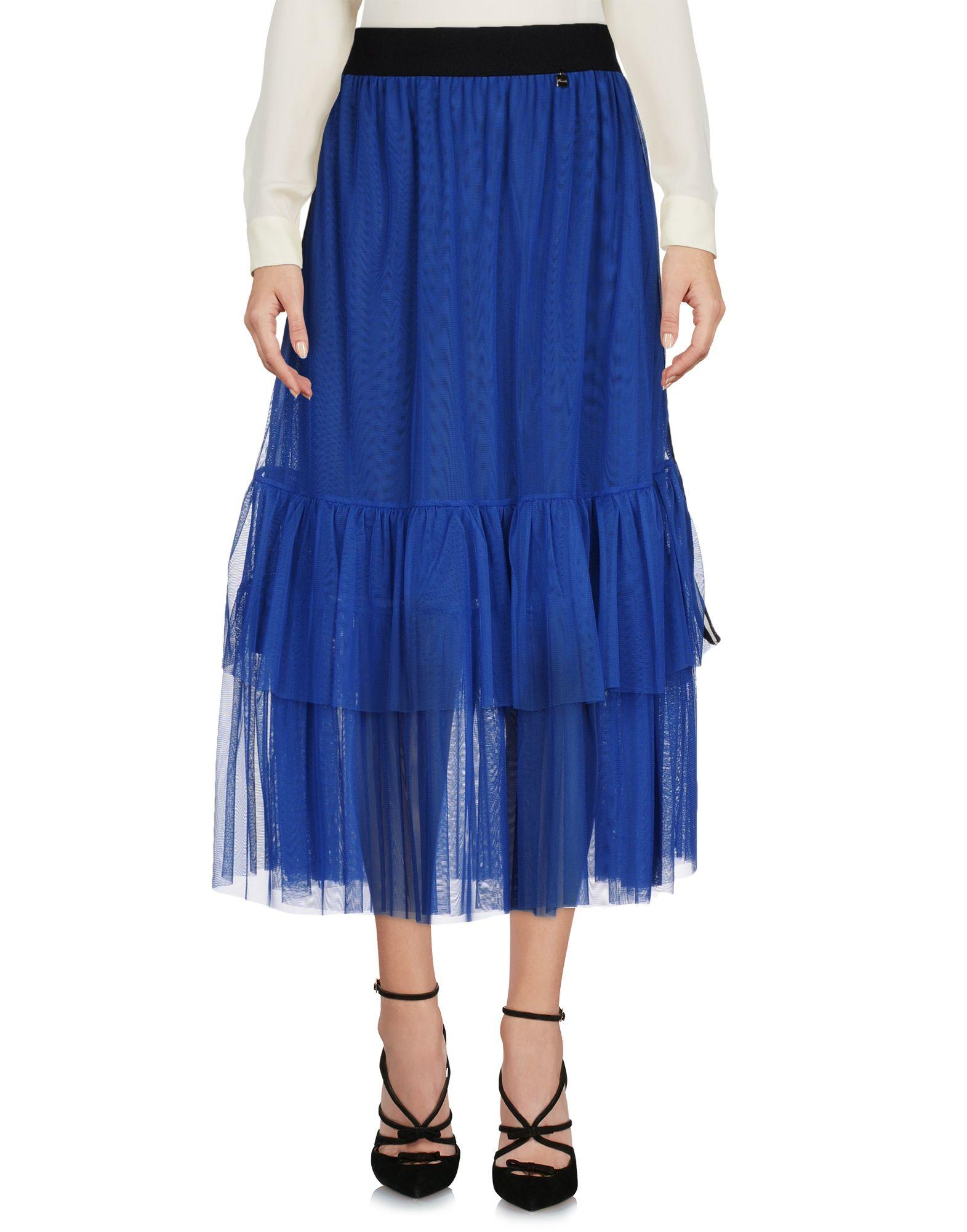 SOUVENIR Юбка длиной 3/4 moschino couture юбка длиной 3 4