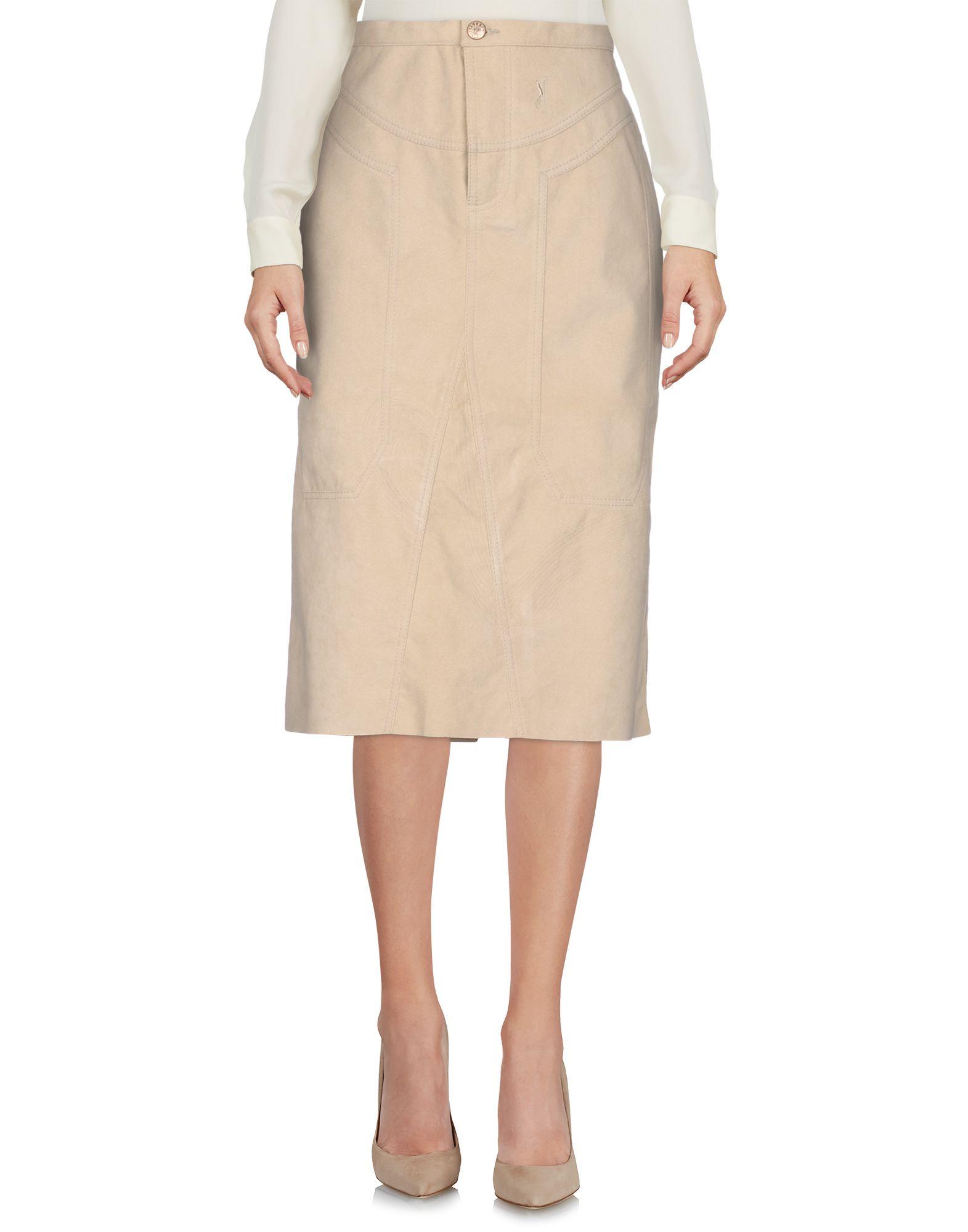JECKERSON Юбка длиной 3/4 jeckerson мини юбка
