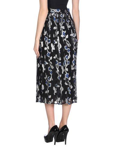 Фото 2 - Длинная юбка от DODO BAR OR черного цвета