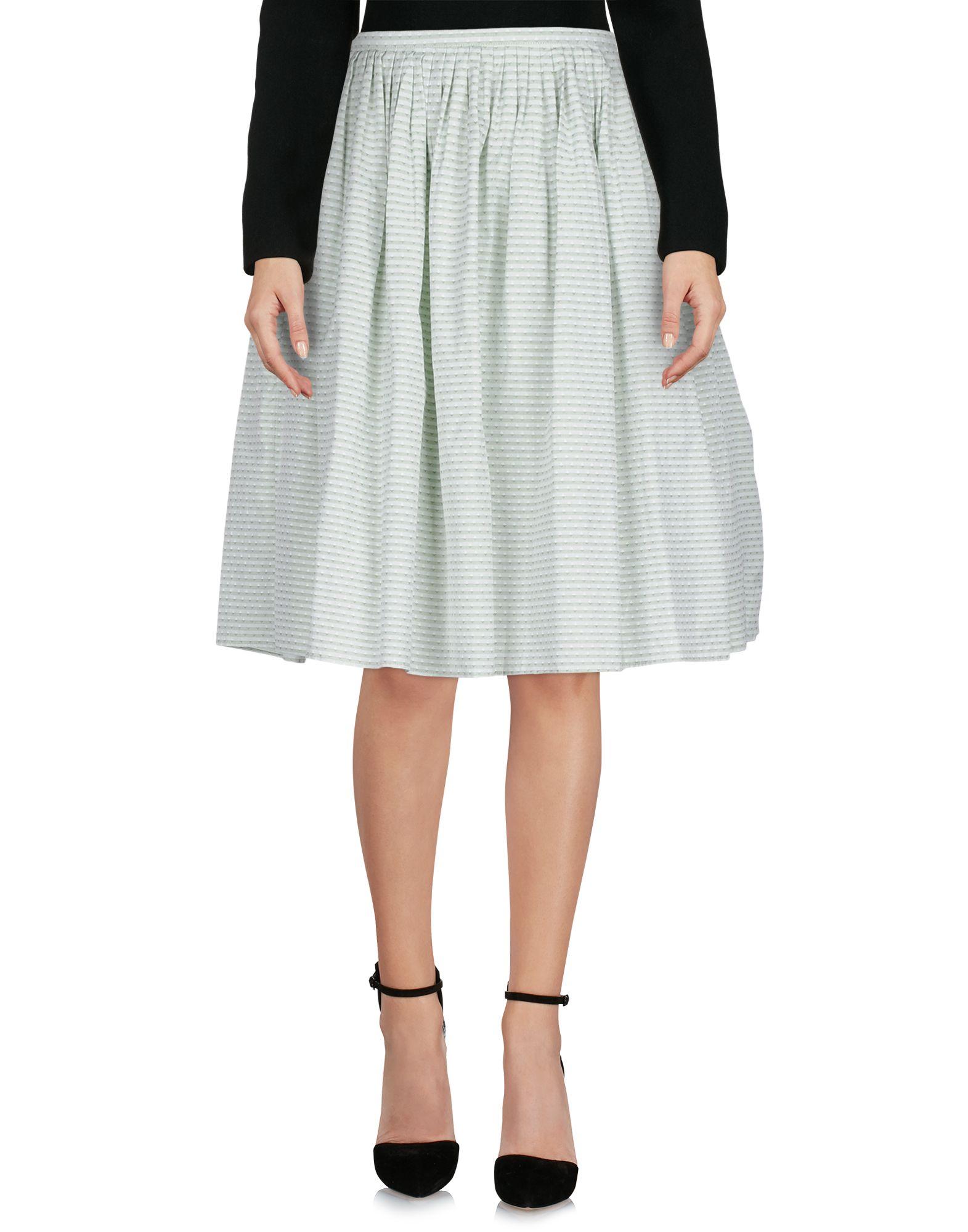 THIERRY COLSON Юбка до колена thierry colson платье длиной 3 4