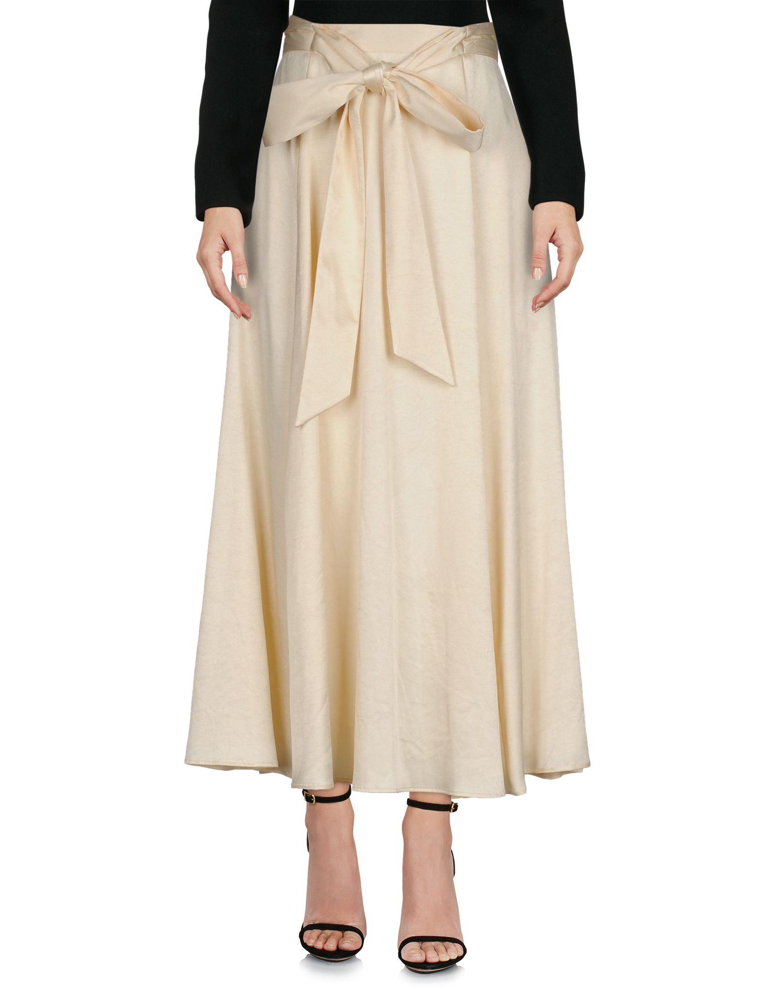ALEXACHUNG Длинная юбка
