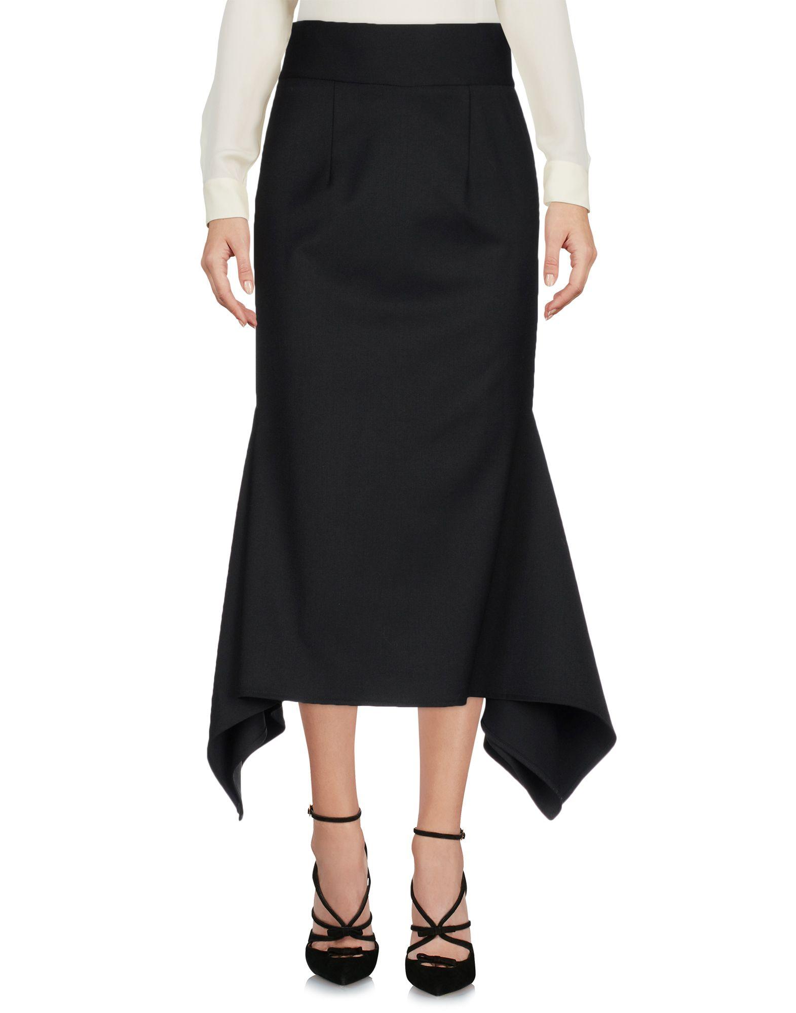SID NEIGUM Юбка длиной 3/4 moschino couture юбка длиной 3 4