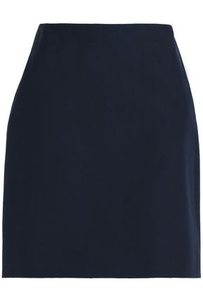 MSGM Cotton-twill mini skirt