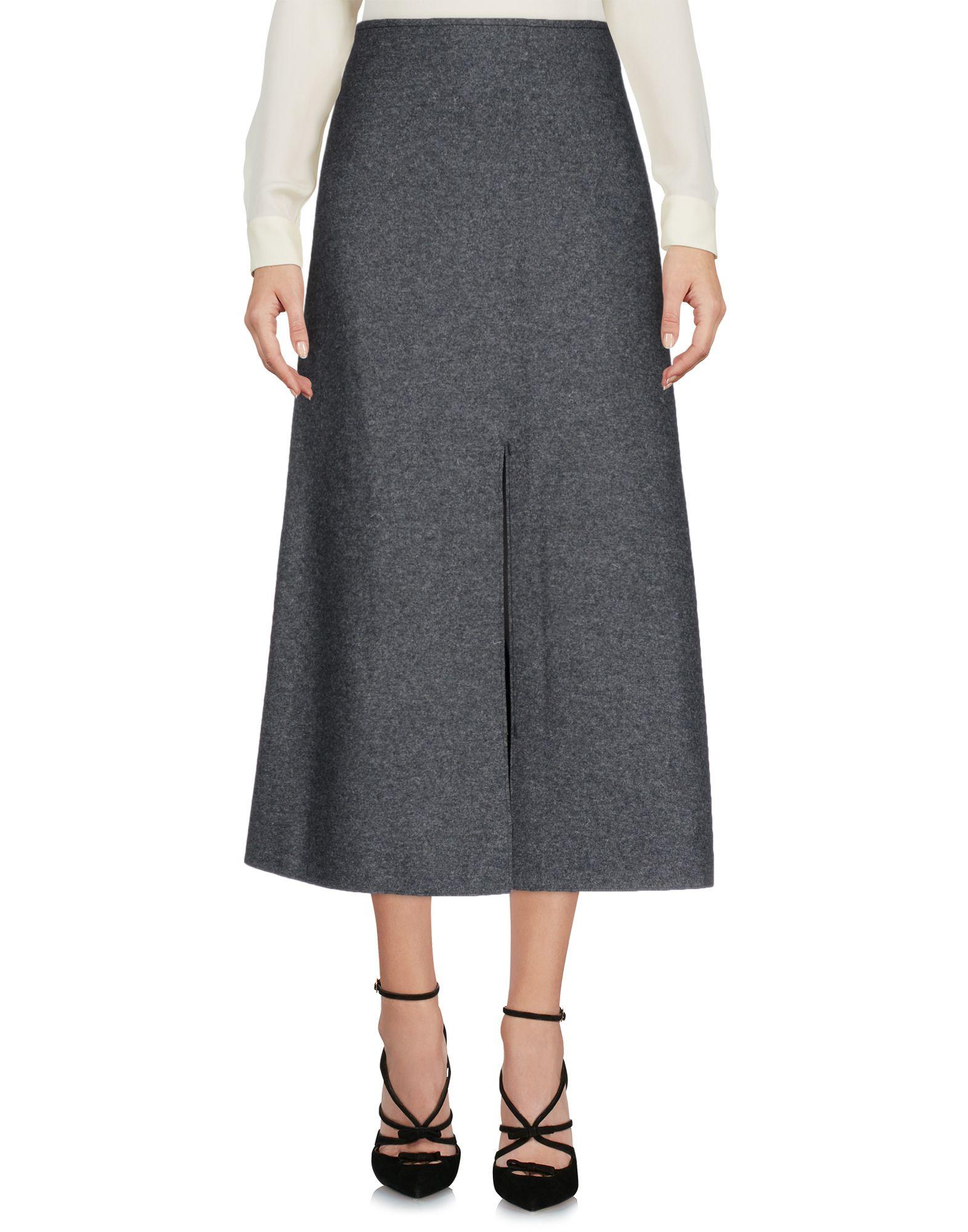 CALVIN KLEIN COLLECTION Юбка длиной 3/4 sh collection юбка длиной 3 4