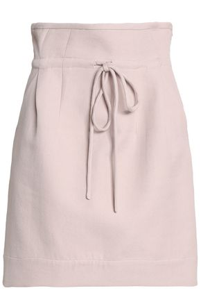 IRO Galane cotton-blend mini skirt