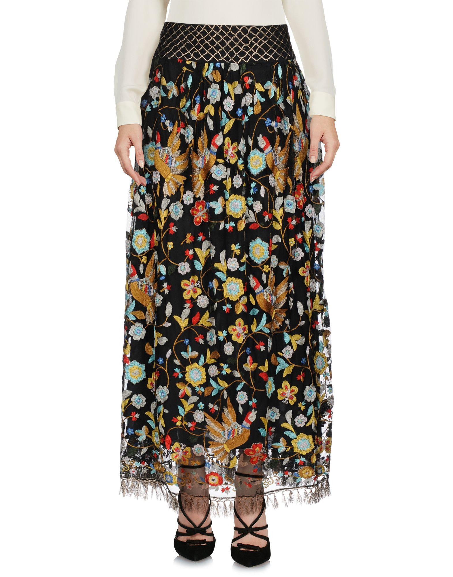 ALICE + OLIVIA Юбка длиной 3/4 alice olivia платье длиной 3 4