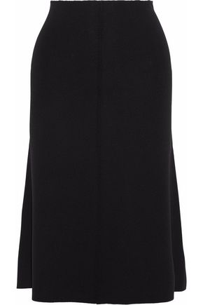 TOTÊME Avery flared knitted skirt