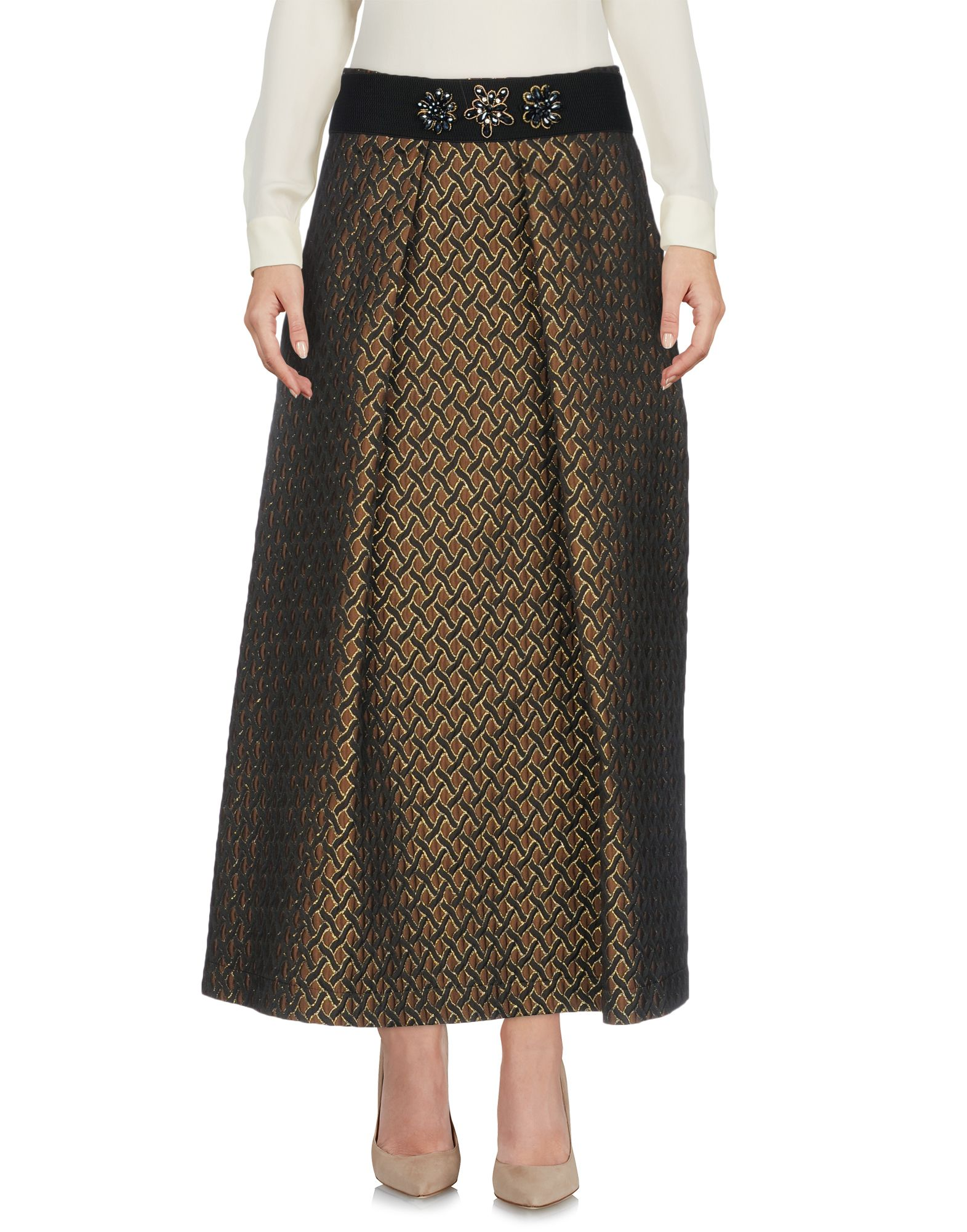 DIXIE Юбка длиной 3/4 dixie платье длиной 3 4