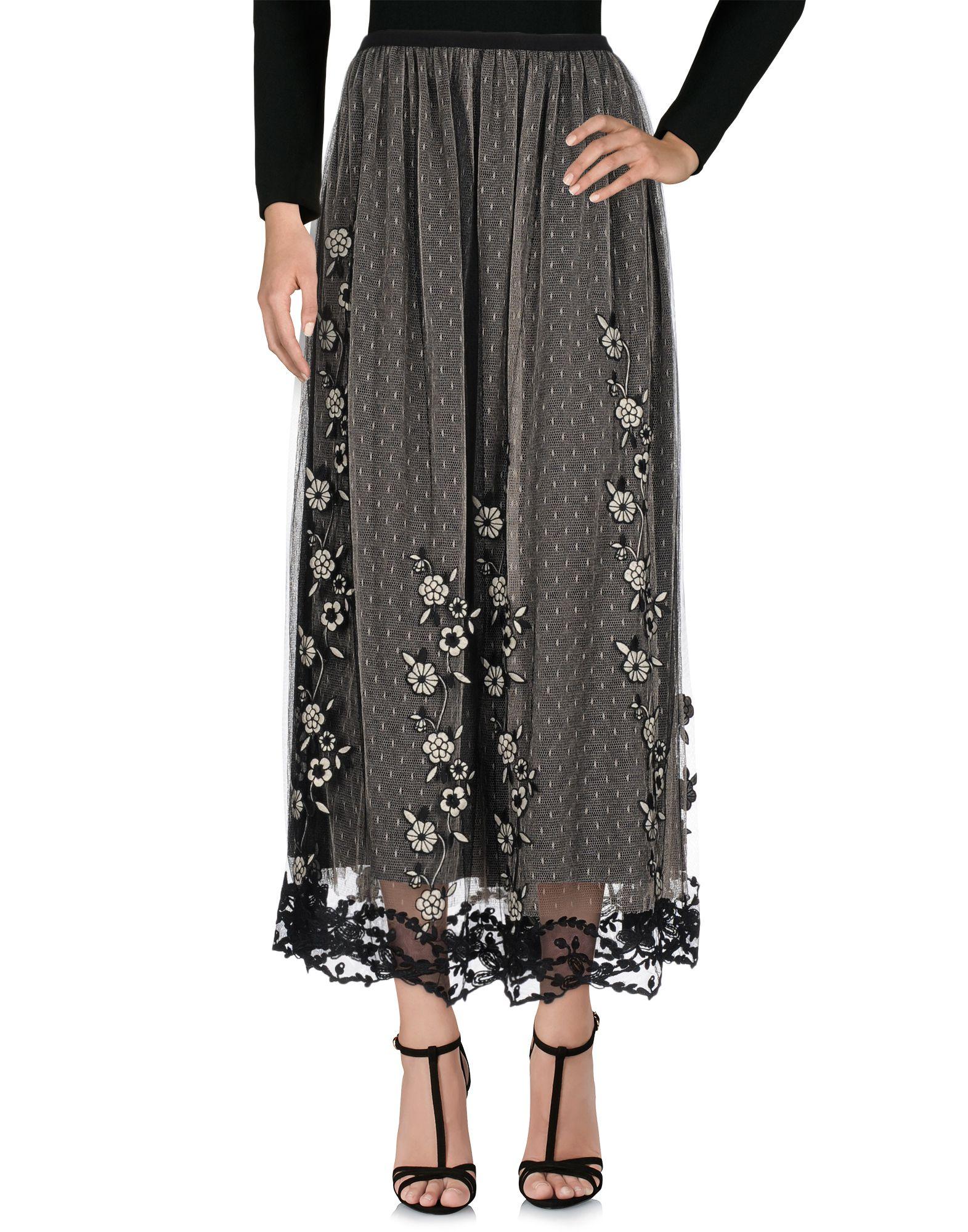где купить REDValentino Длинная юбка по лучшей цене