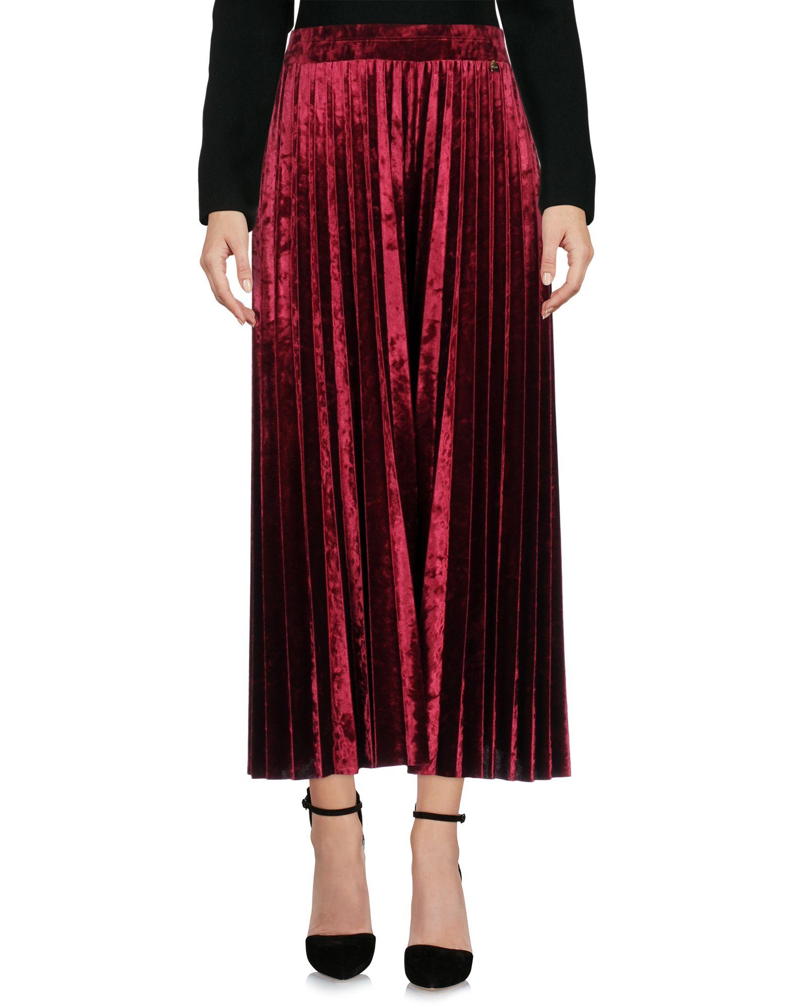 SOUVENIR Юбка длиной 3/4 юбка брюки плиссе