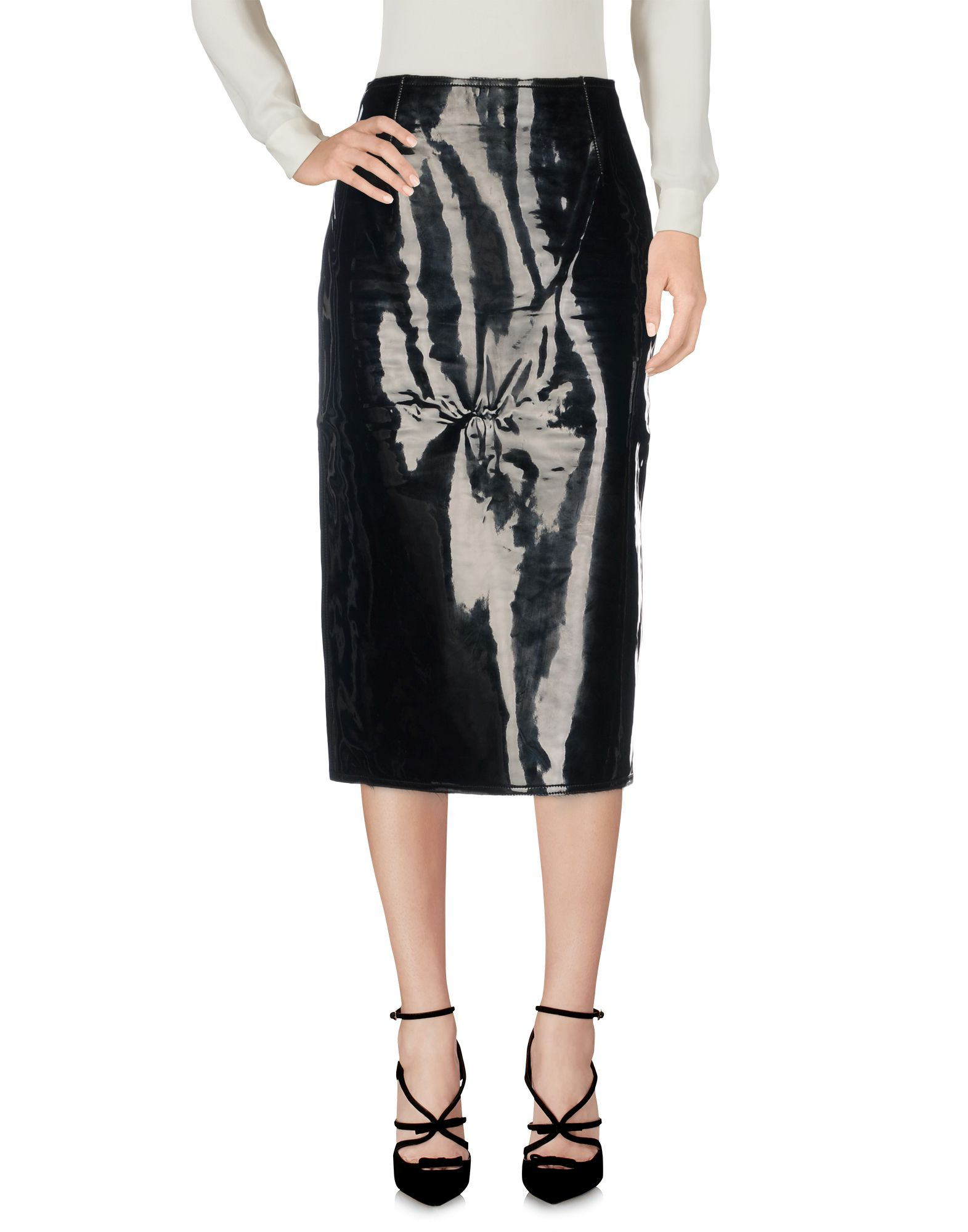 VALENTINO Юбка длиной 3/4 valentino юбка от valentino 68659