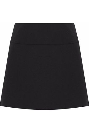 c87421531e RED VALENTINO WOMAN CADY MINI SKIRT BLACK | ModeSens