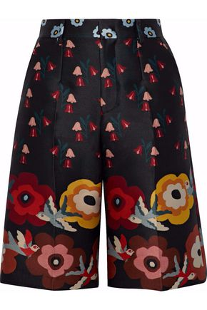REDValentino Jacquard shorts
