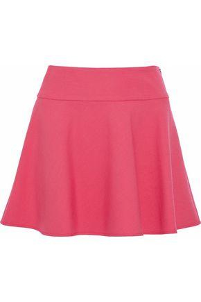 REDValentino Flared cady mini skirt