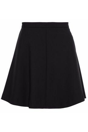 REDValentino Flared woven mini skirt
