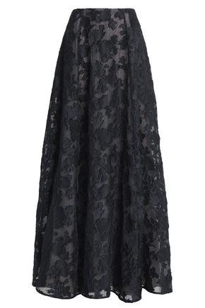 EMILIA WICKSTEAD Fil coupé maxi skirt