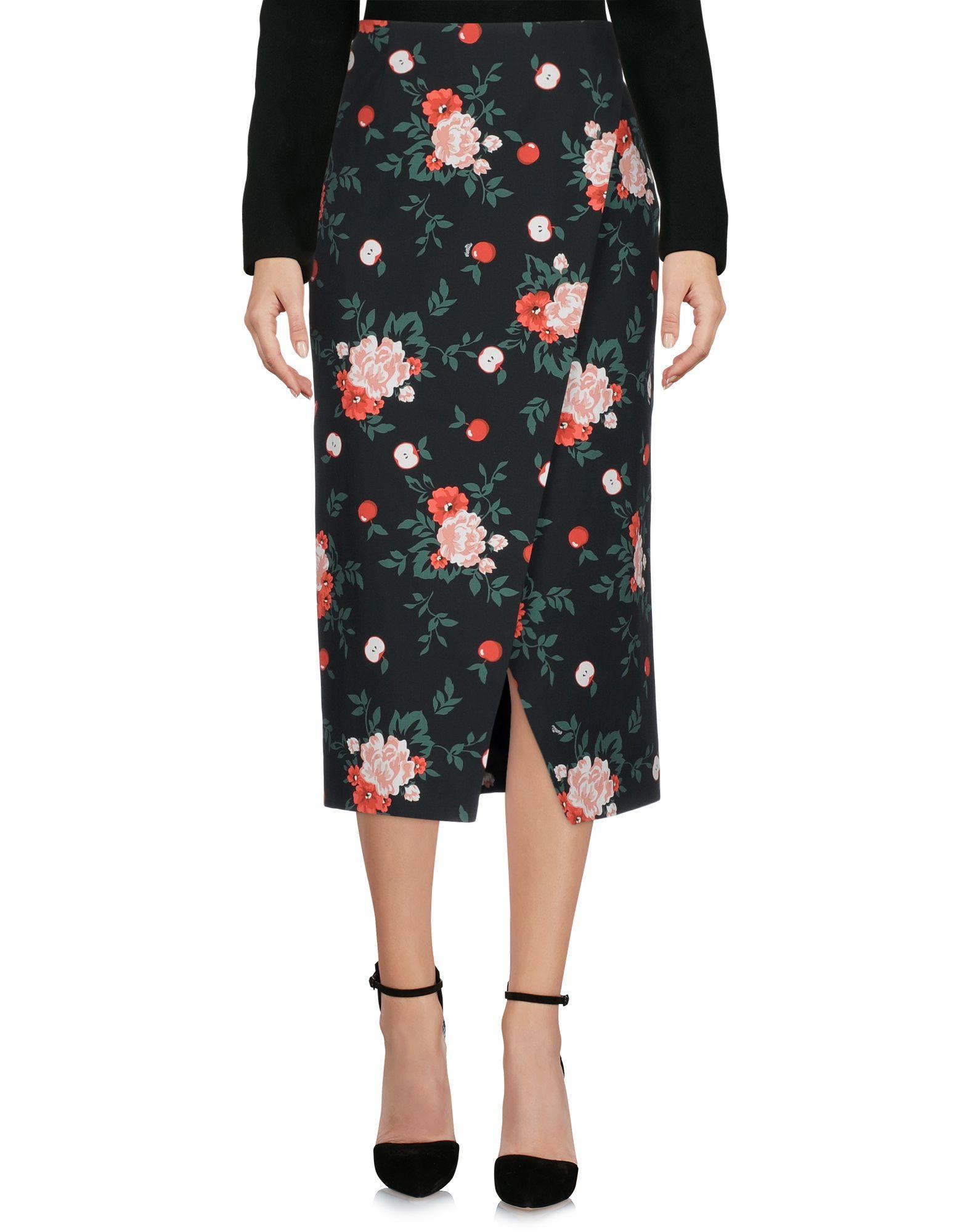 VIVETTA Юбка длиной 3/4 vivetta платье длиной 3 4