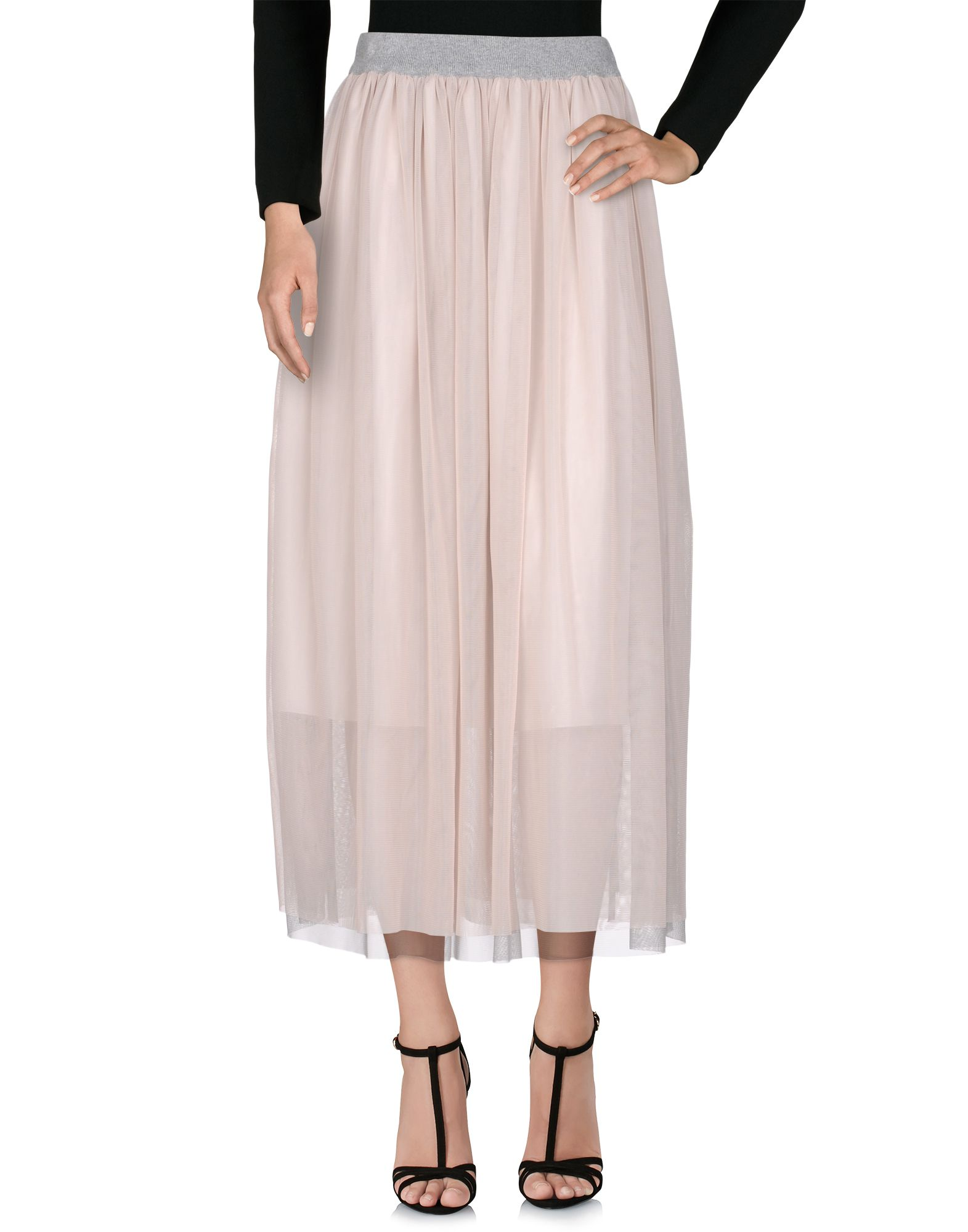 BRUNO MANETTI Длинная юбка bruno manetti юбка до колена
