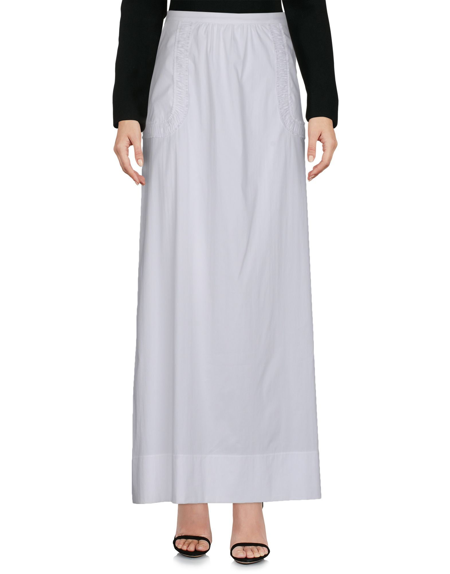KRISTINA TI Длинная юбка цены онлайн
