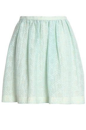 REDValentino Jacquard skirt
