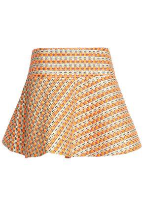 REDValentino Jacquard mini skirt