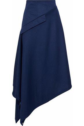 J.W.ANDERSON Asymmetric knitted midi skirt