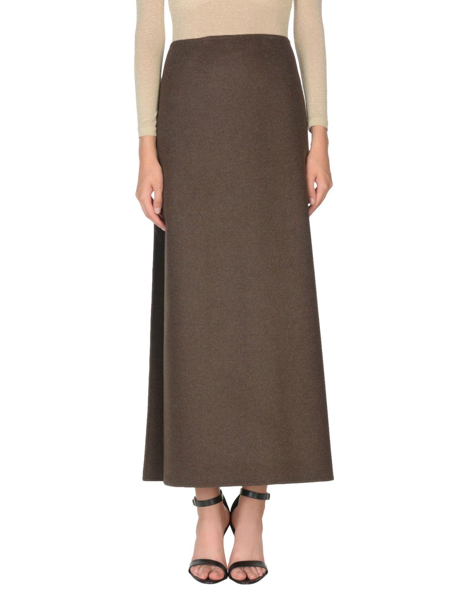 THE ROW Длинная юбка