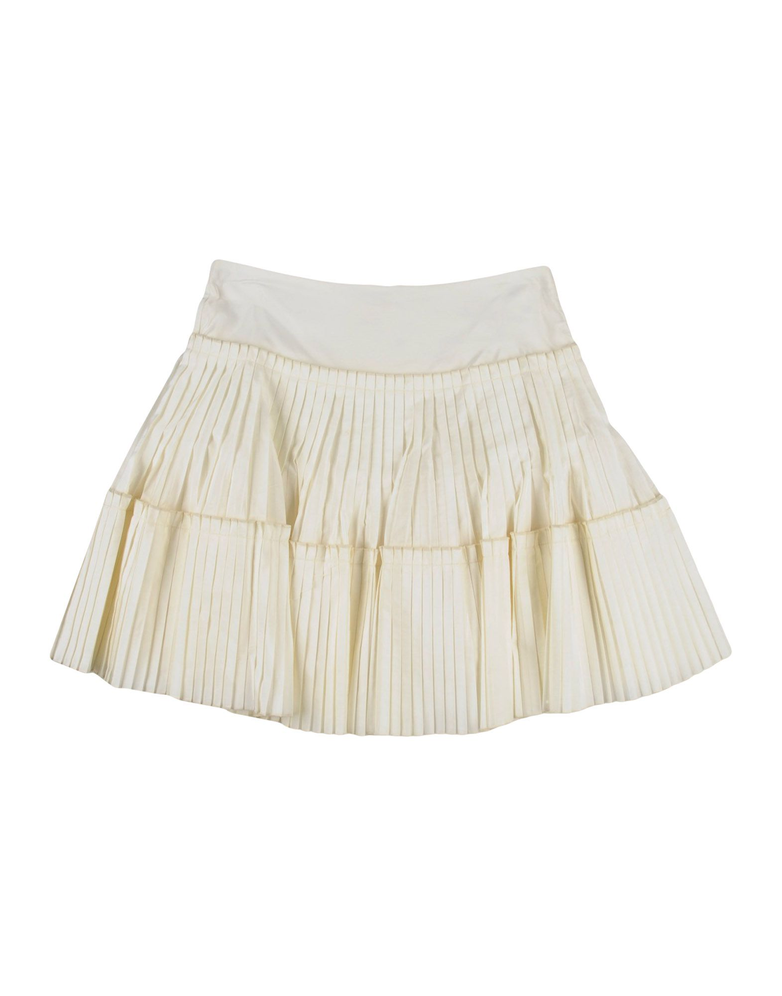 MONNALISA CHIC Skirt in Ivory