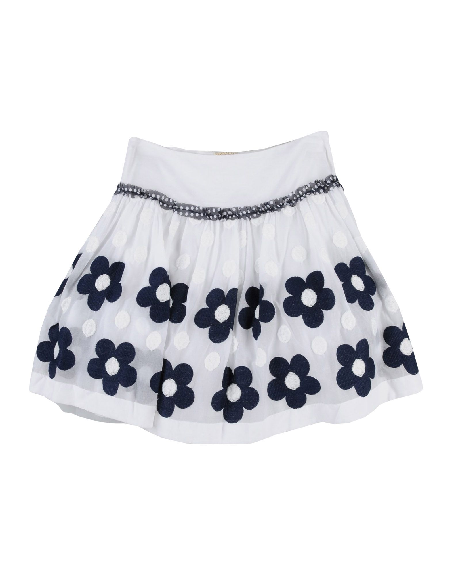 MONNALISA CHIC Skirt in White