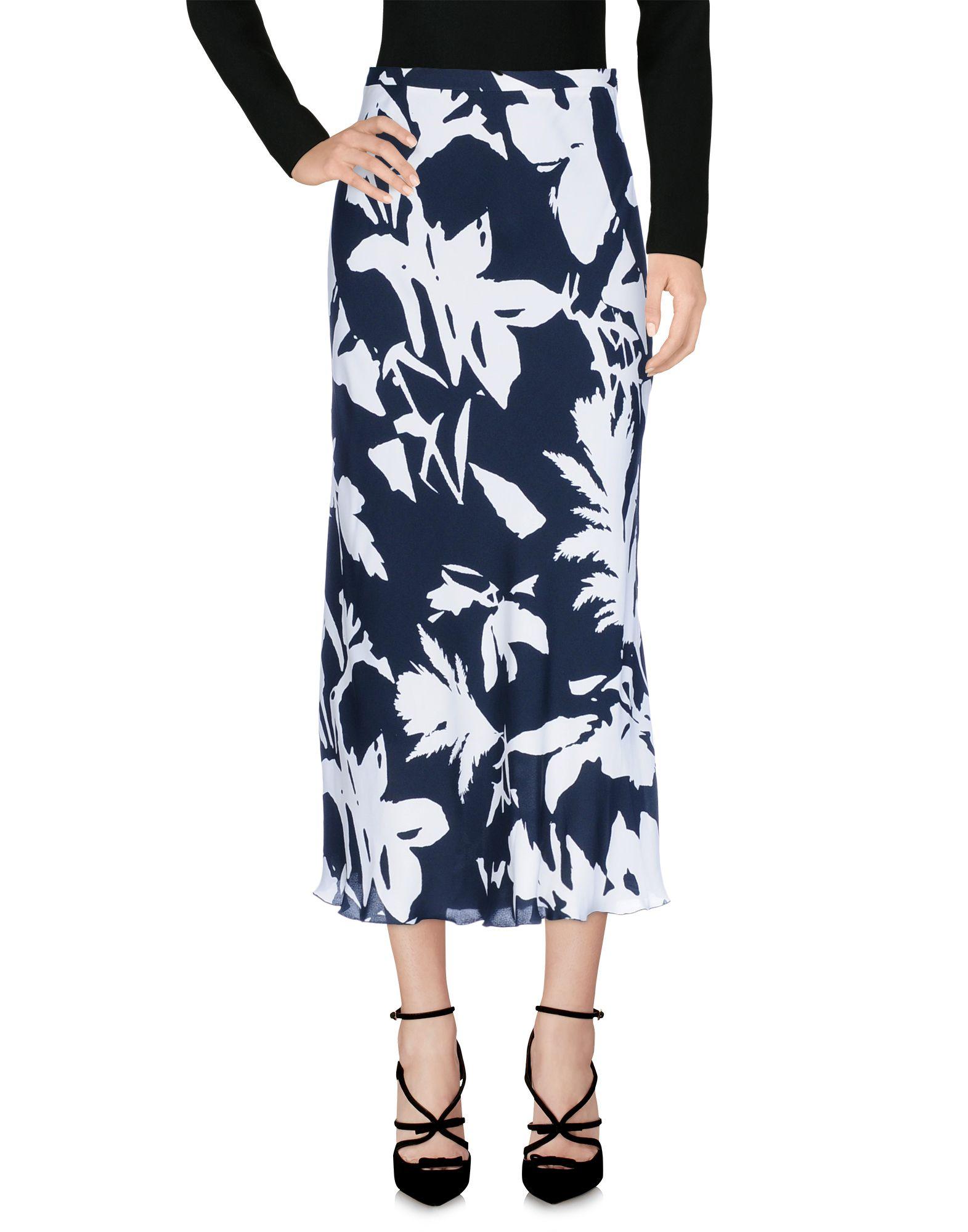 FUZZI Юбка длиной 3/4 coccapani trend юбка длиной 3 4