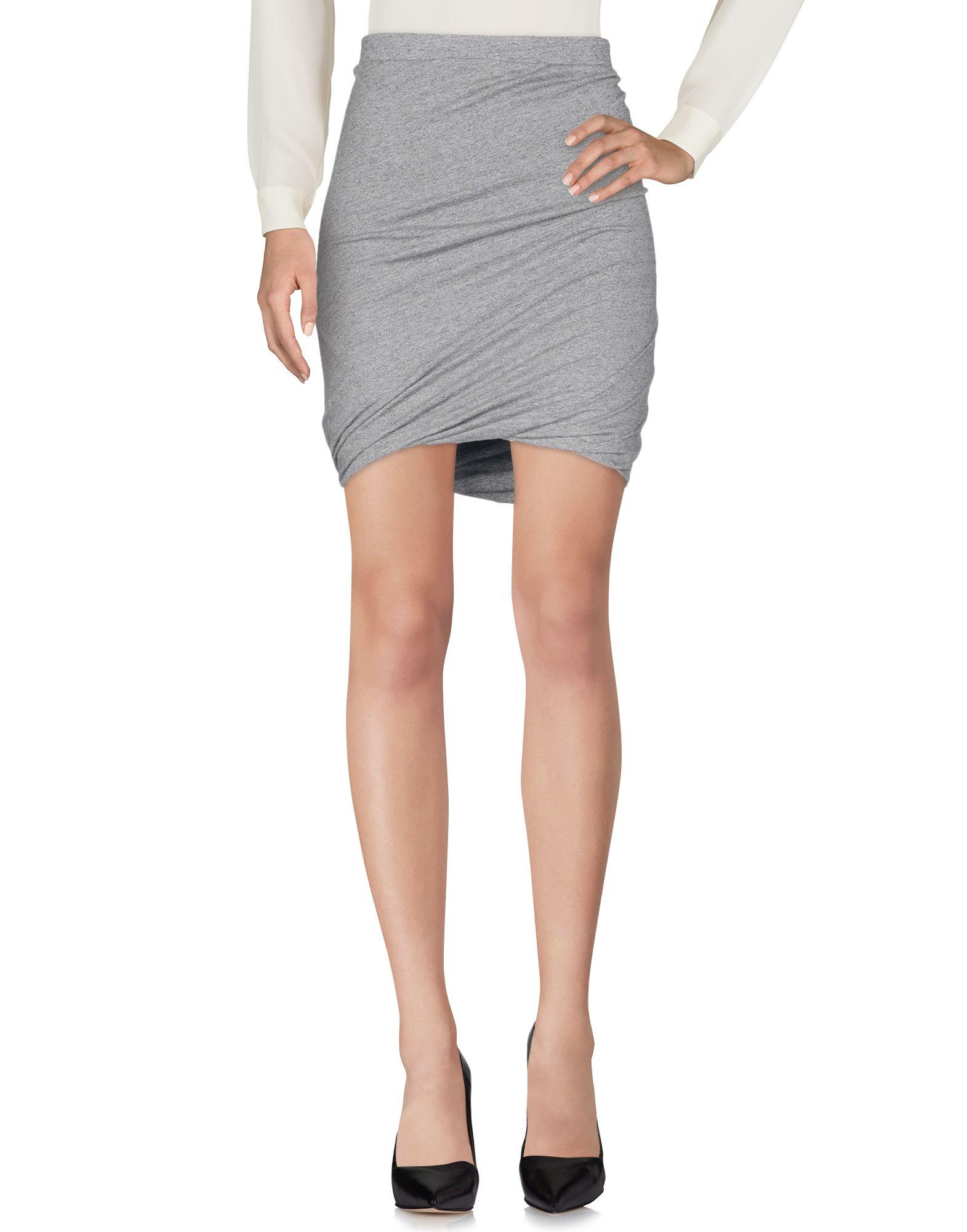 VERO MODA   VERO MODA Knee length skirts   Goxip