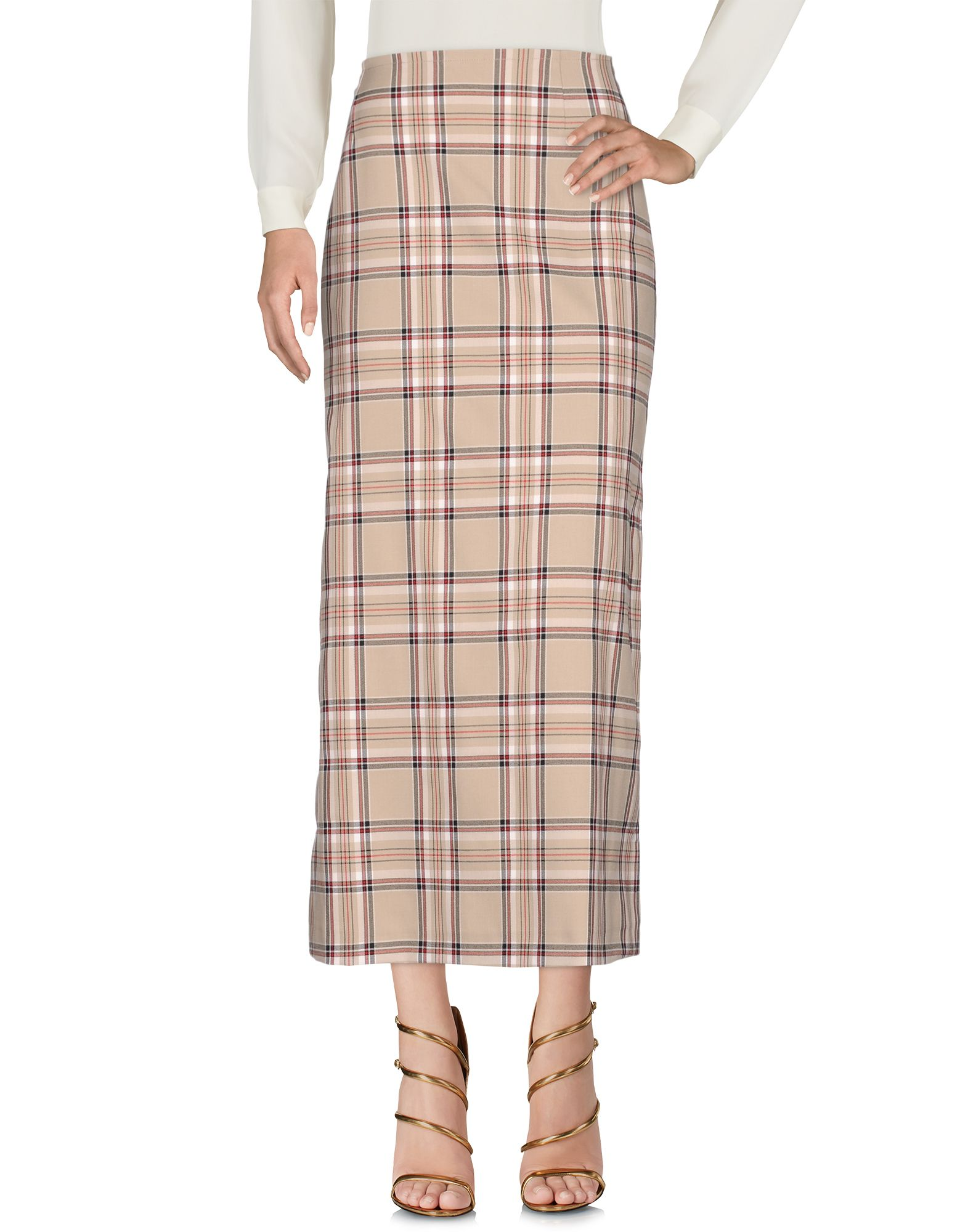 MAISON LAVINIATURRA Длинная юбка maison olga длинная юбка