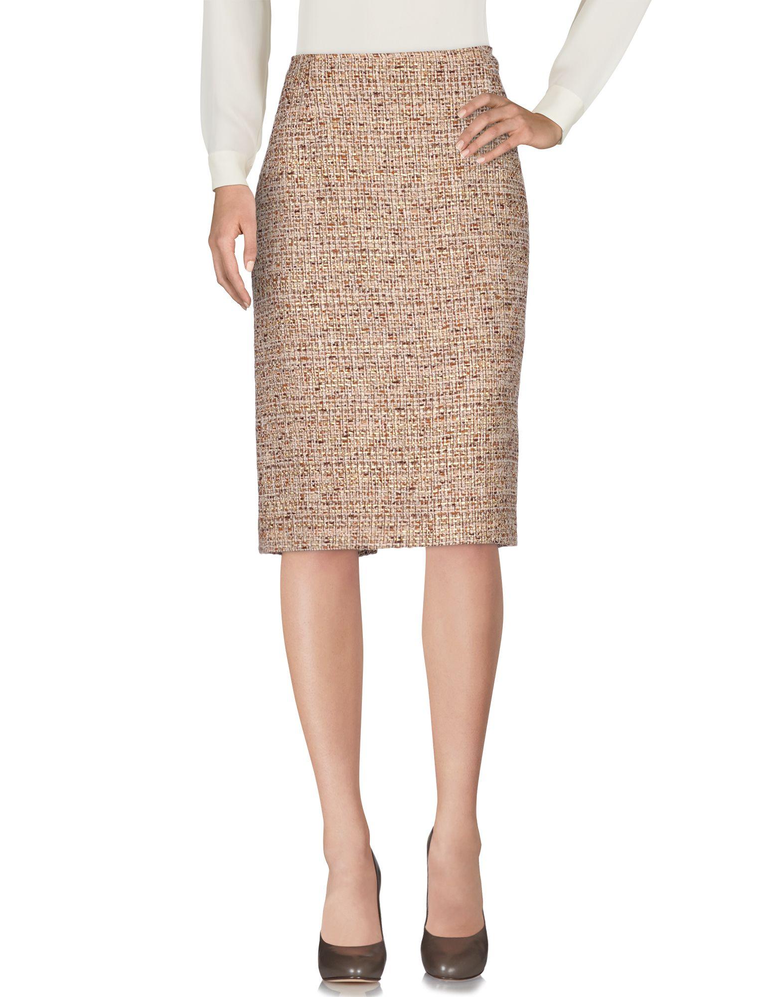 FONTANA COUTURE Юбка длиной 3/4 moschino couture юбка длиной 3 4