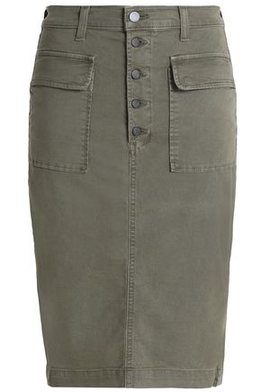 J BRAND Denim skirt