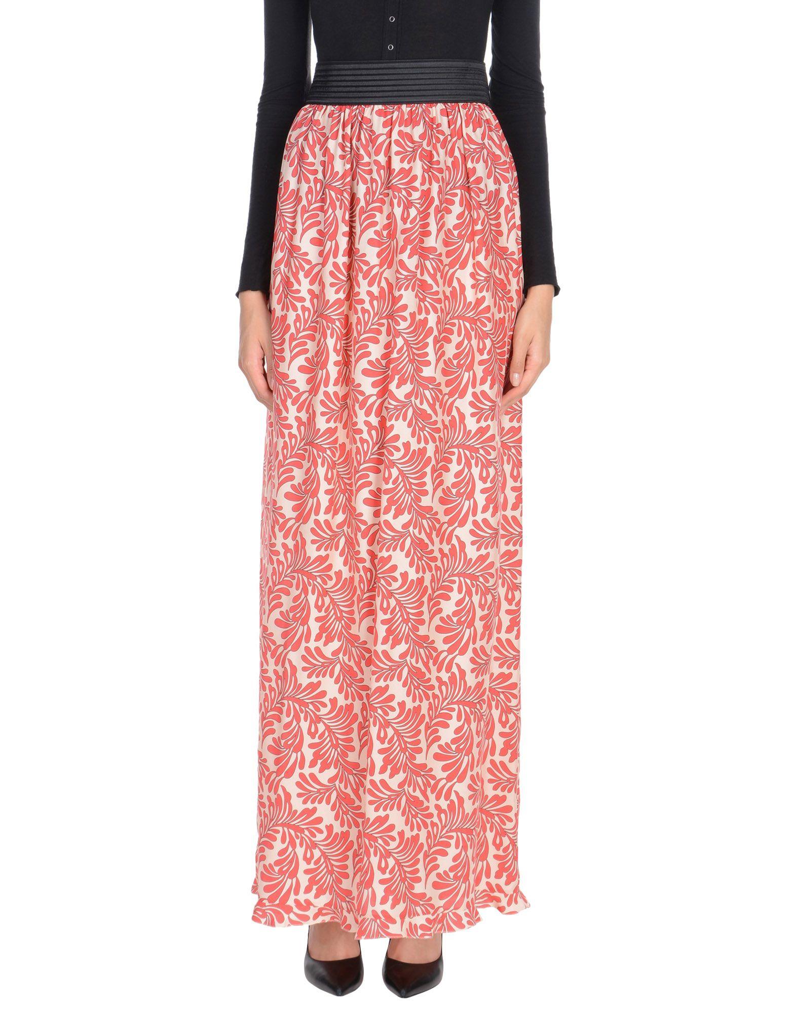 EMANUEL UNGARO Длинная юбка