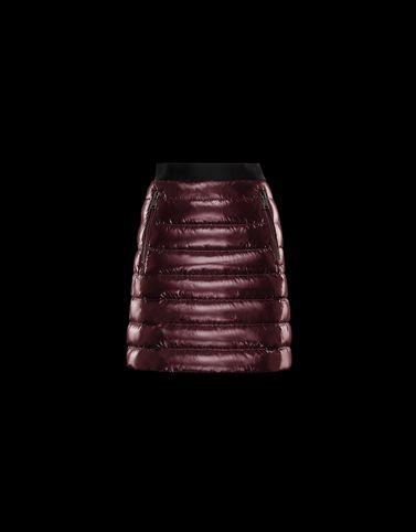 MONCLER SKIRT - Mini skirts - women