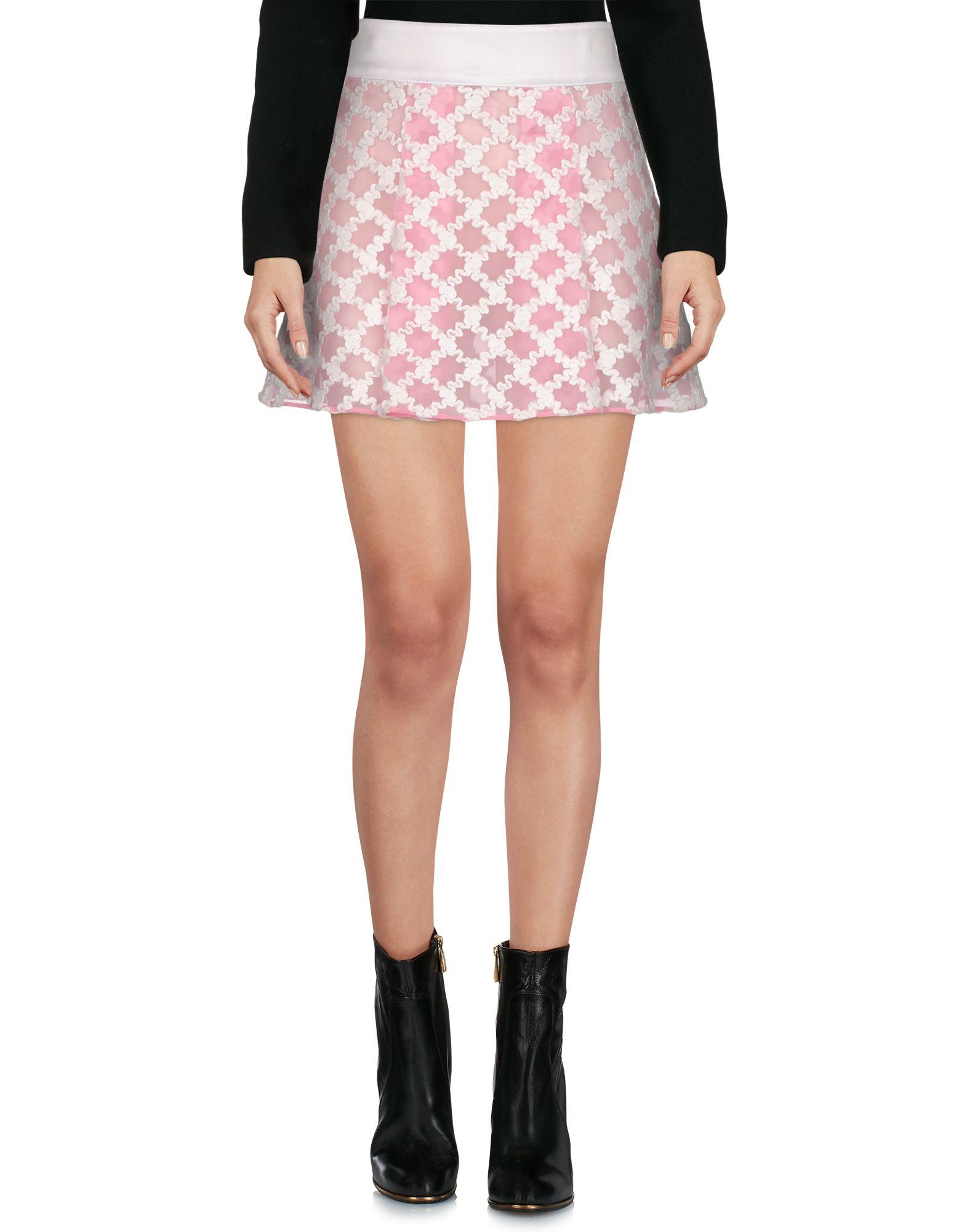 EMANUEL UNGARO Мини-юбка цены онлайн