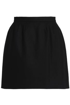REDValentino Wool-blend mini skirt