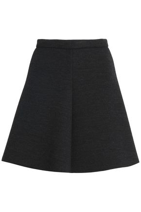 REDValentino Neoprene mini skirt