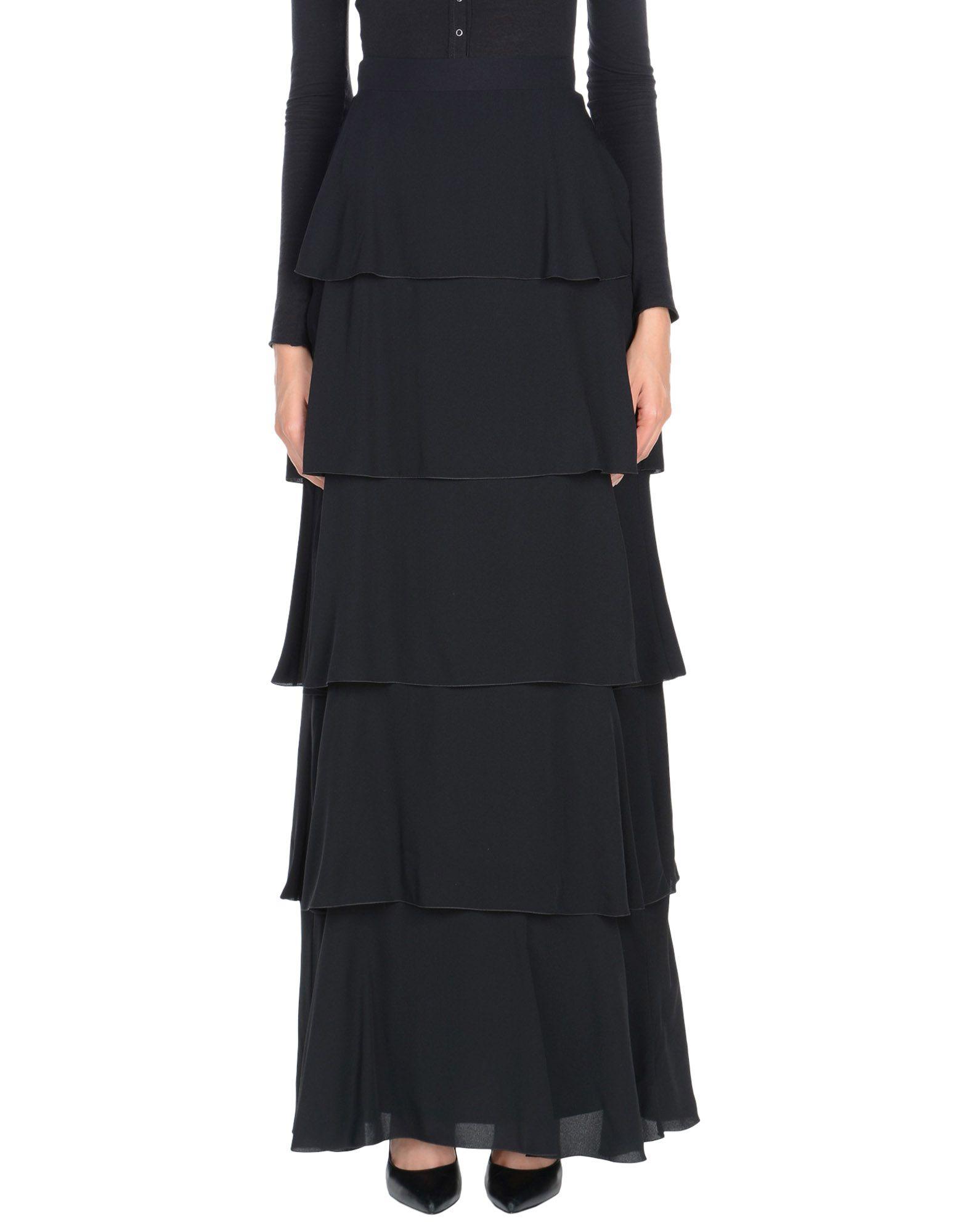 где купить ANDREW GN Длинная юбка по лучшей цене