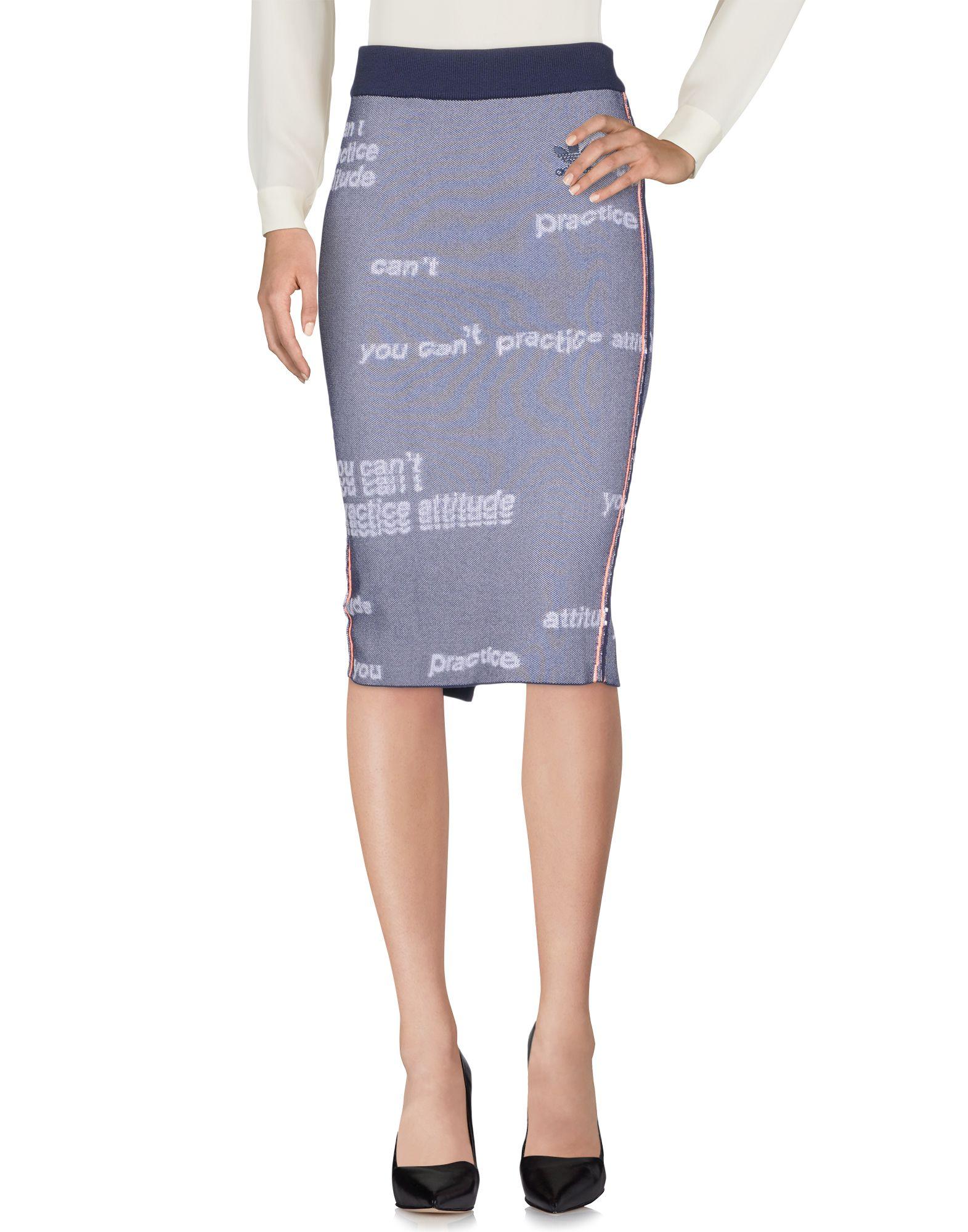 ADIDAS ORIGINALS Юбка длиной 3/4 moschino couture юбка длиной 3 4