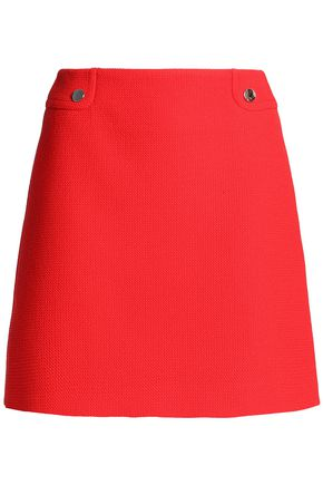 CLAUDIE PIERLOT Bouclé mini skirt