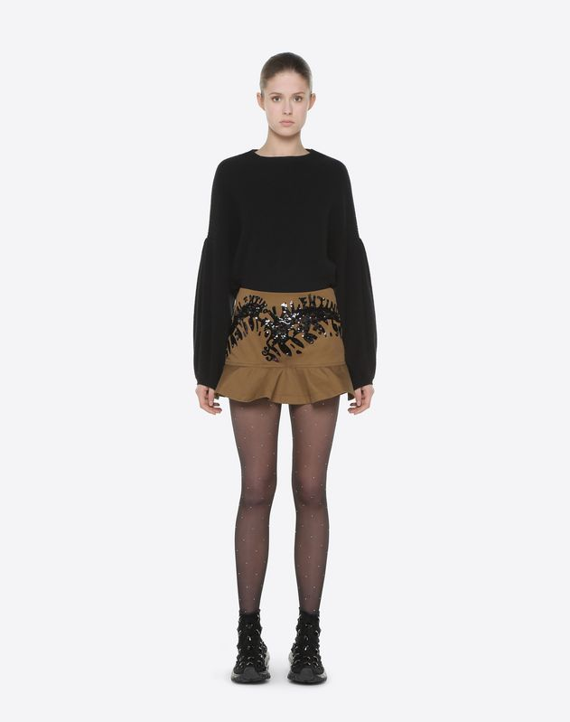 Valentino Waves skirt