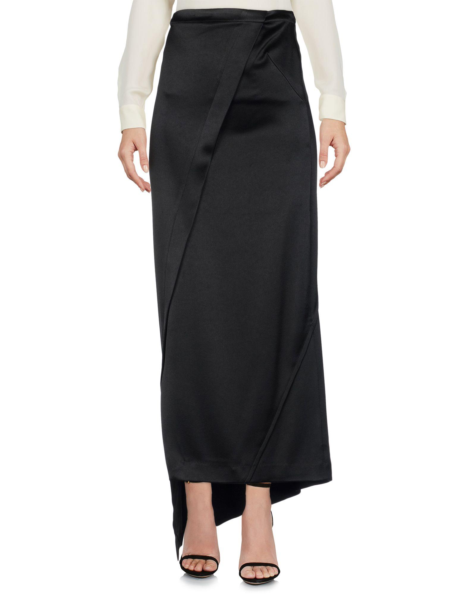 DEREK LAM 10 CROSBY Длинная юбка цены онлайн