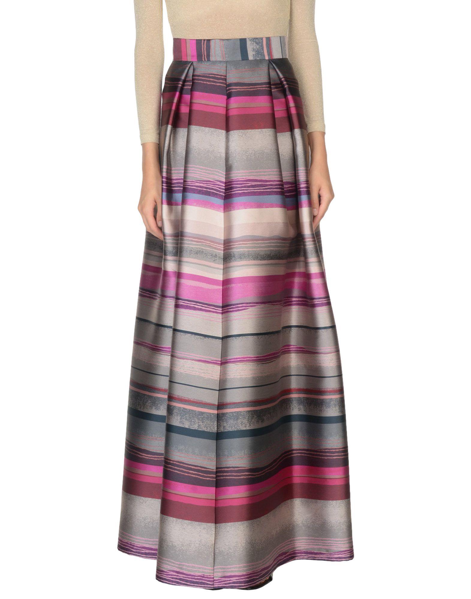 THANA Длинная юбка цена 2017