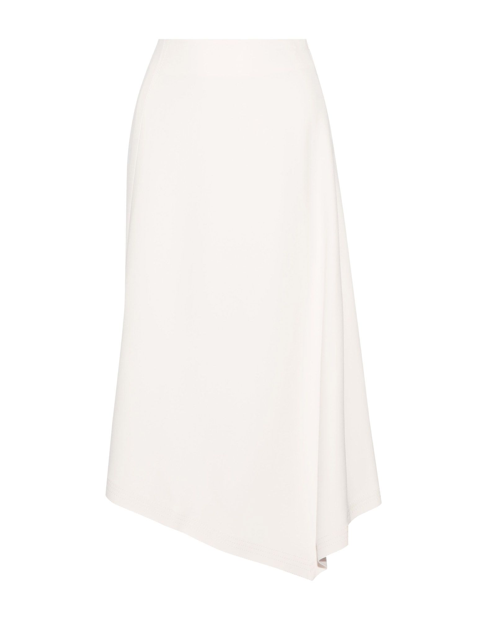 VICTOR ALFARO Maxi Skirts in White