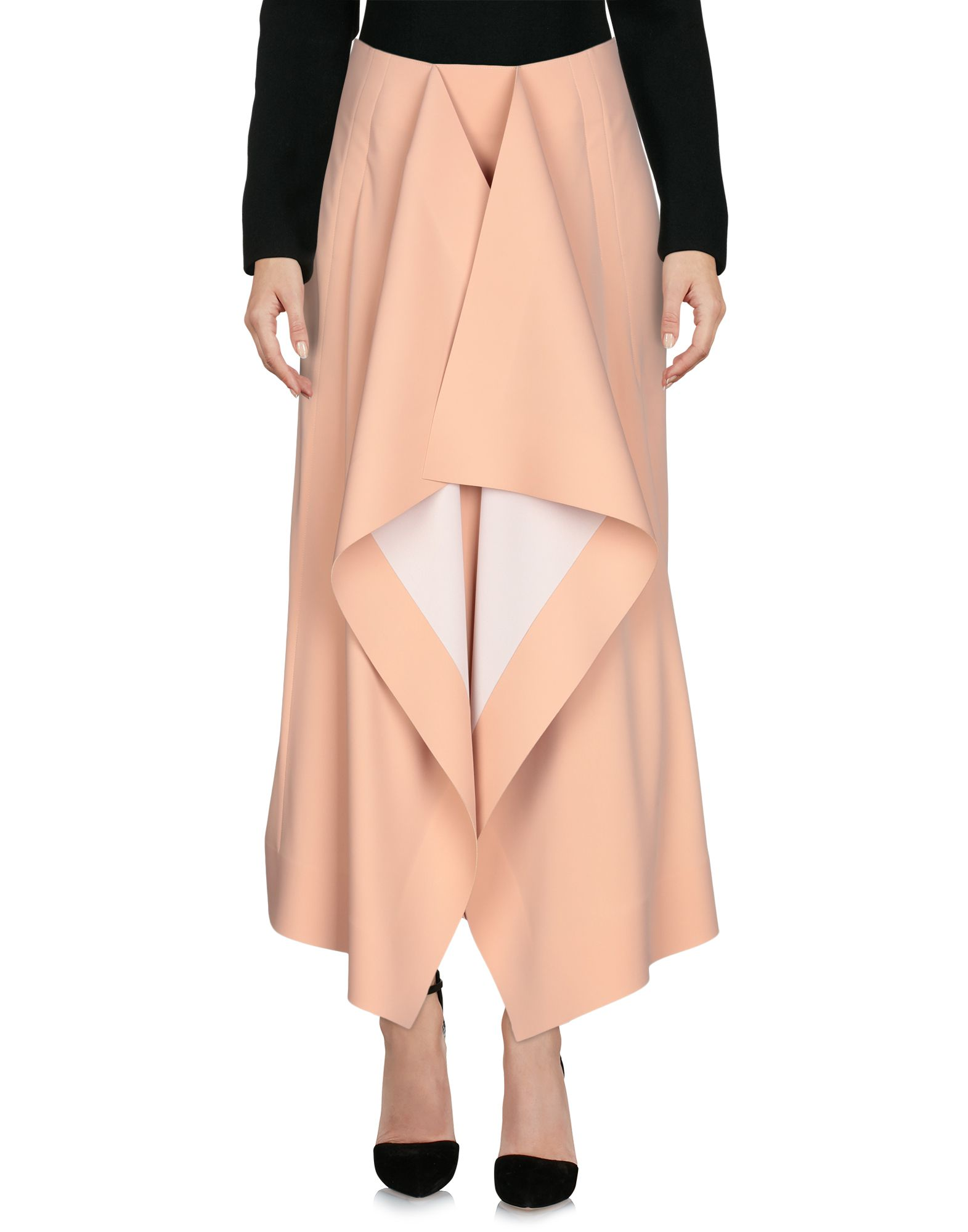 CEDRIC CHARLIER Юбка длиной 3/4 cedric charlier пиджак