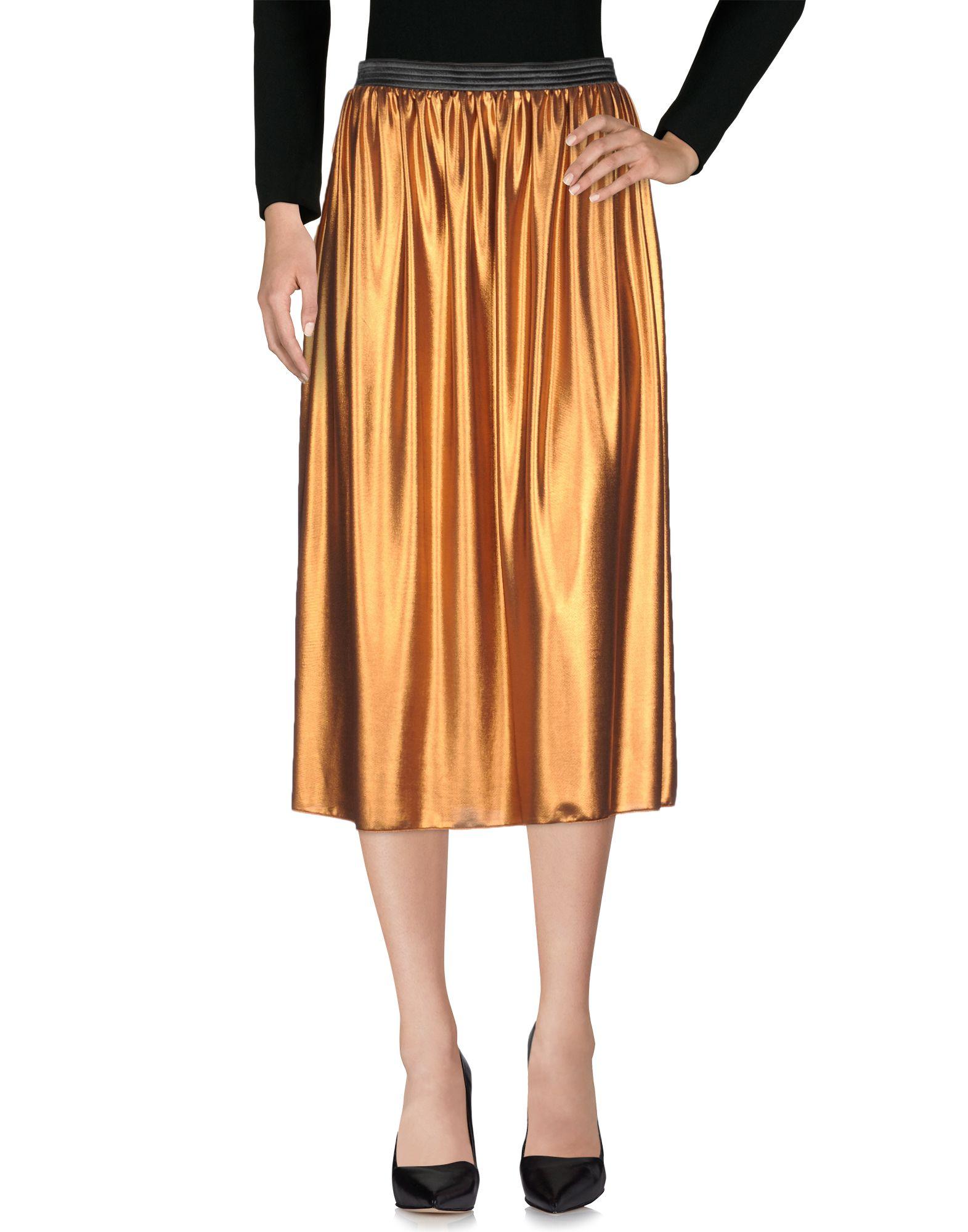 NINEMINUTES Юбка длиной 3/4 nineminutes джинсовая юбка